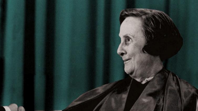 Bertha Lutz, zoóloga de profissão, é conhecida como a maior líder na luta pelos direitos políticos das mulheres no Brasil