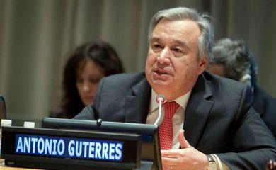 António Guterres, novo secretário-geral da ONU