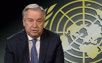 Para Guterres, o Conselho de Segurança enviou uma mensagem clara à Coreia do Norte