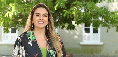 Priscila Rangel apresenta o programa Agro Nacional