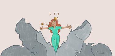 A  lenda da Princesa Encantada e o Cordão de Ouro