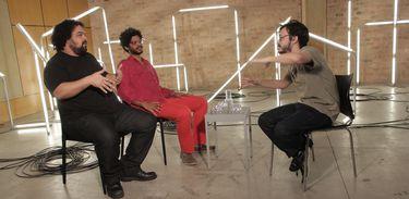 Bernardo Oliveira e Negro Leo no Segue o Som