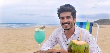 Meu Pedaço do Brasil - Bruno na Praia do Futuro