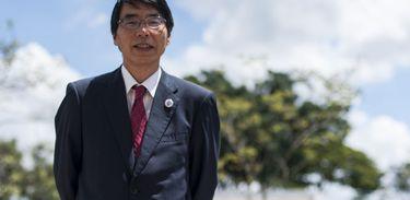 Akira Yamada, embaixador do Japão no Brasil