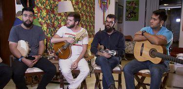 Grupo Sai da frente venceu em 2018 o Independent Music Award, o maior prêmio da música independente mundial