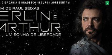 Paulinho Moska vive Rei Arthur em musical ao som de Raul Seixas