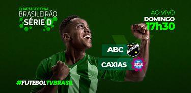 Série D ABC x Caxias