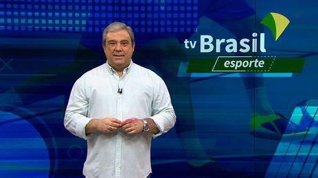 jornalista Paulo Garritano, da TV Brasil