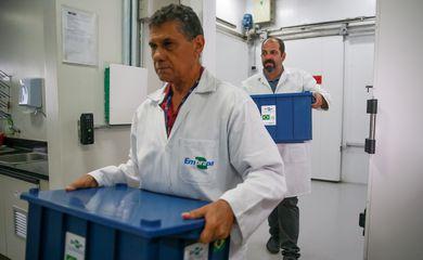 A Embrapa, vinculada ao Ministério da Agricultura, Pecuária e Abastecimento, vai enviar para a Noruega 3.438 materiais genéticos que fazem parte do seu acervo para compor o maior banco mundial de sementes do mundo, o de Svalbard