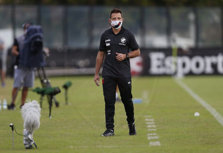 Ramon Menezes, técnico do Vasco
