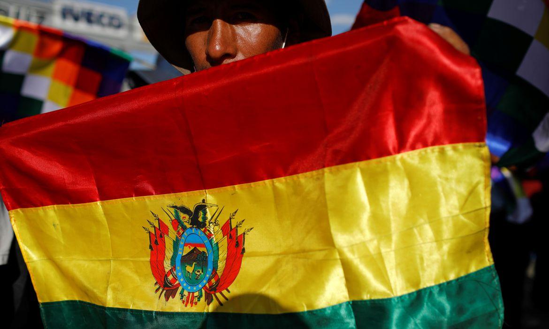 Crise na Bolívia