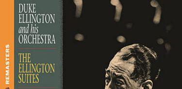 Capa do álbum The Ellington Suites