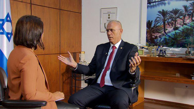 Yossi Shelley, Impressões, TV Brasil