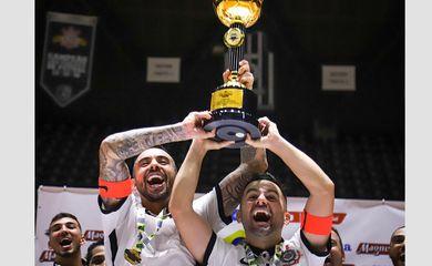 Yuri Gomes/ Corinthians Futsal/Direitos Reservados