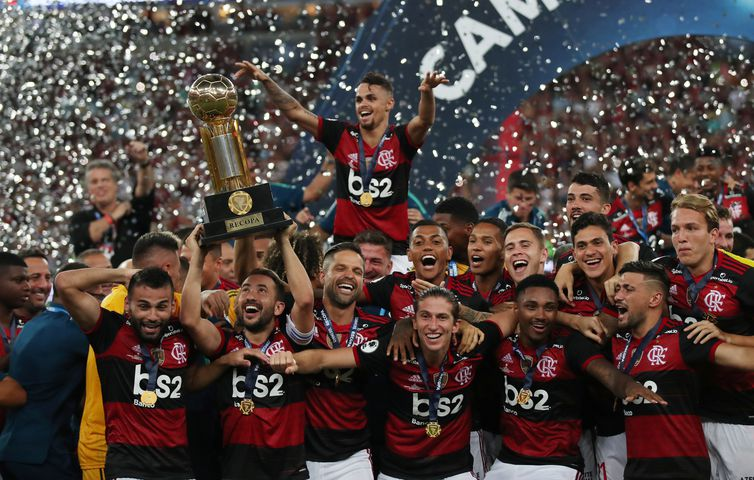 Soccer - Recopa Sudamericana - Second Leg - Flamengo v Independiente del Valle