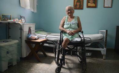 Pacientes denunciam falta de insumos para hanseníase em antigo hospital-colônia em Itaboraí (RJ)