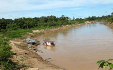 Rio Acre (Divulgação/Agência de notícias do governo do Acre)