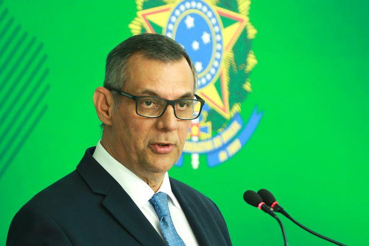 Briefing do Porta-voz da Presidência da República, Otávio Rêgo Barros