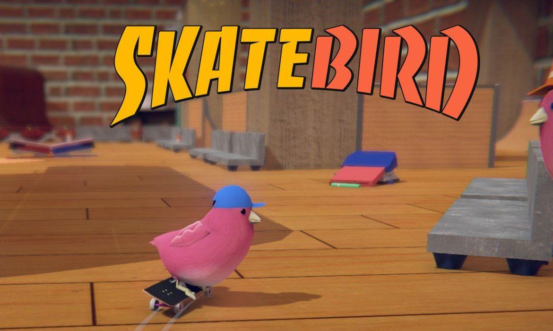 imagem que apresenta um passarinho rosa, com boné azul Nintendo