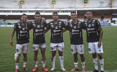 Remo decide com Brasiliense título da Copa Verde no domingo, 21 de fevereio