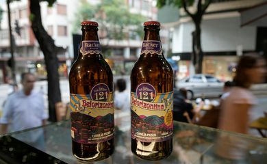 Belorizontina Backer Cerveja