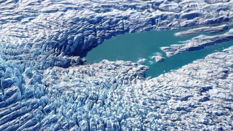 Geleira, Groenlandia, Degelo