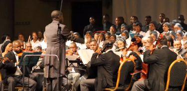 Entre Fronteiras - Orquestra Sinfônica Kimbanguista