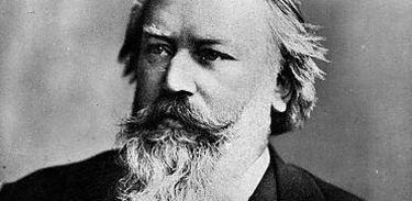 Johannes Brahms, compositor alemão