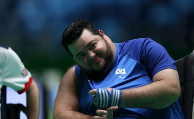 Morre Dirceu Pinto, tetracampeão paralímpico, aos 39 anos