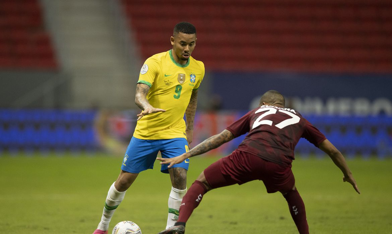 brasil, venezuela, copa américa