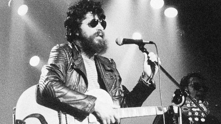 Raul Seixas é considerado um dos pioneiros do rock brasileiro