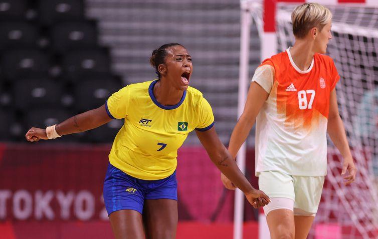 brasil, handebol, seleção feminina, tóquio 2020, olimpíada, hungria