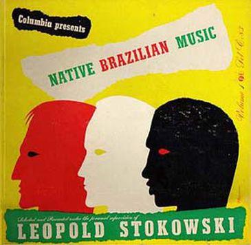 Capa do disco Native Brazilian Music, de 1940