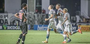 Vasco 0 x 1 Coritiba