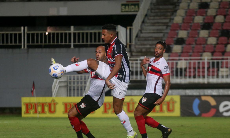 atlético-go, joinville, copa do brasil