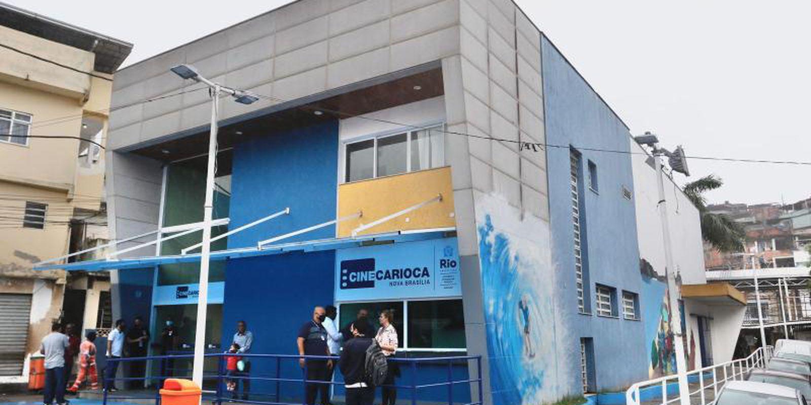 Rio vai liberar lotação máxima de cinemas, casas de festas e shoppings