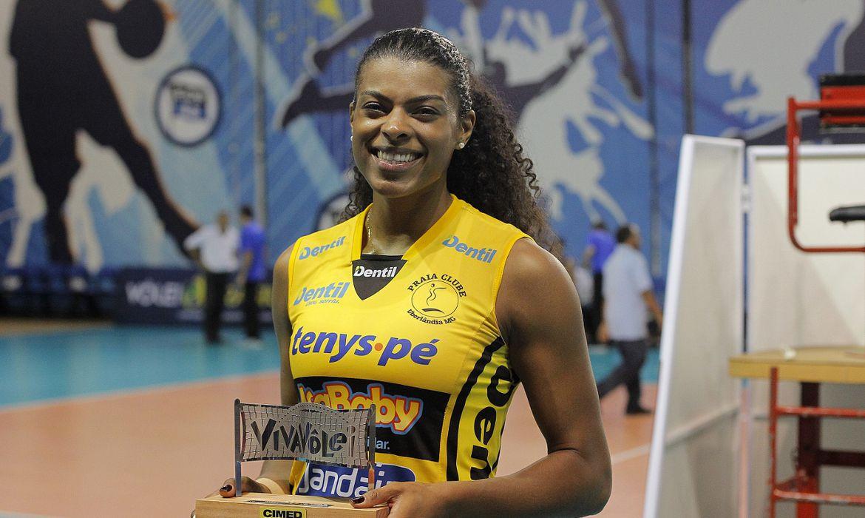 Fernanda Garay - vôlei - seleção brasileira - feminino