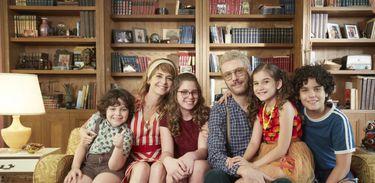 A aventura da família Valentins agita a programação da TV Brasil