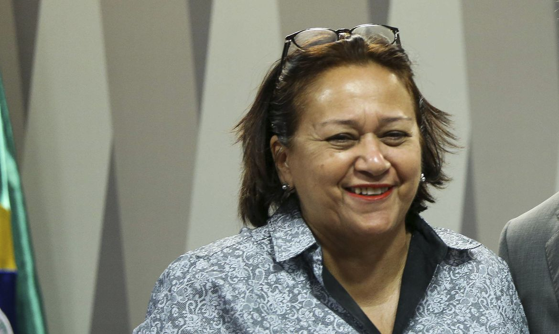 Fátima Bezerra diz que prioridade é organizar as contas do RN ...