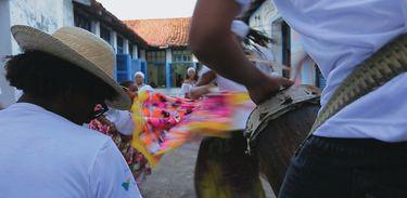 Mestre Gonçalinho é mestre de Tambor de Crioula do Maranhão