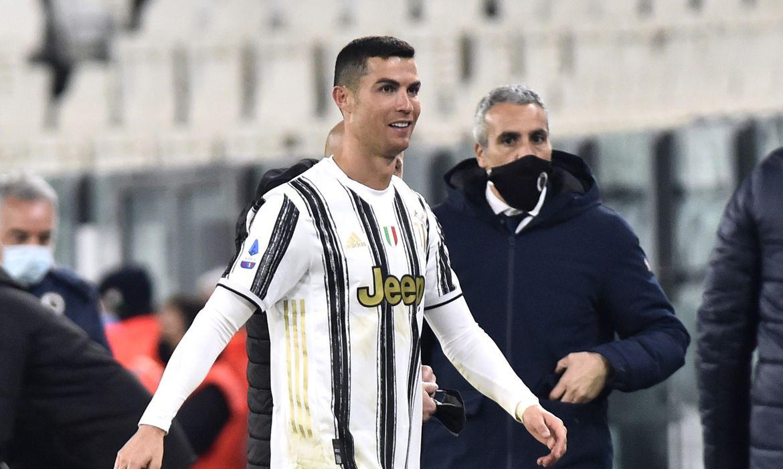 Serie A - Juventus v Spezia - CR7 - Cristiano Ronaldo