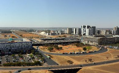 Brasília tem 120 dias sem chuva