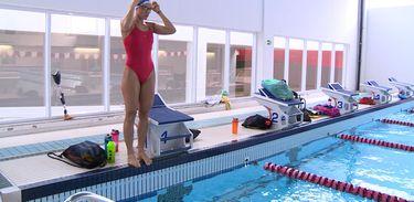 A nadadora Maria Carolina Santiago representará o Brasil nos Jogos Paralímpicos de Tokyo