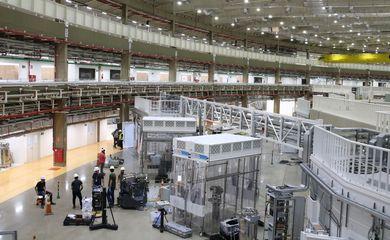 O Projeto Sirius, em Campinas (SP), é o maior investimento já realizado em ciência e pesquisa no Brasil e deve funcionar integralmente em 2020.