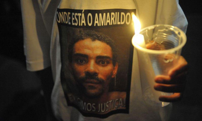 Justiça reconhece morte presumida de Amarildo