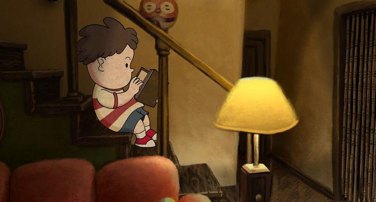 """Sessão Família exibe a animação """"As Aventuras do Avião Vermelho"""""""