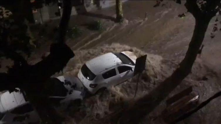 Chuva Catalunha