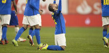 Chile 0 x 1 Brasil