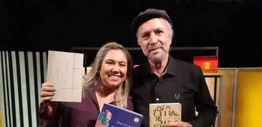 Escritor Antonio Carlos Secchin é entrevistado do programa Trilhas de Letras