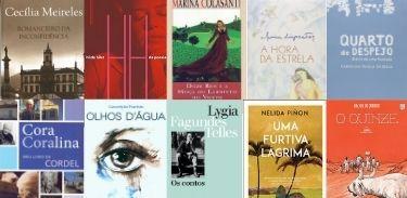 Capas de livro - Momento Literário
